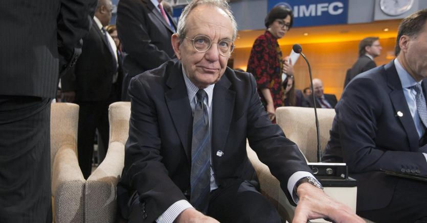 Il ministro dell Economia, Pier Carlo Padoan (EPA)
