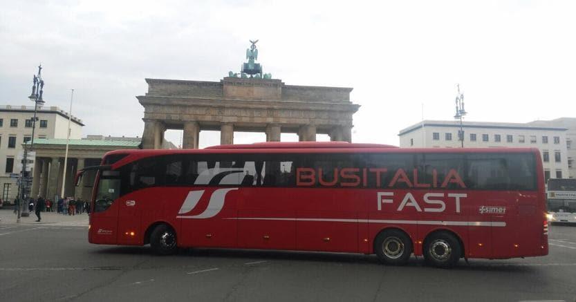 Busitalia Fast, il nuovo servizio bus di FS