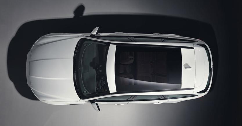 Jaguar XF Sportbrake 2018, teaser