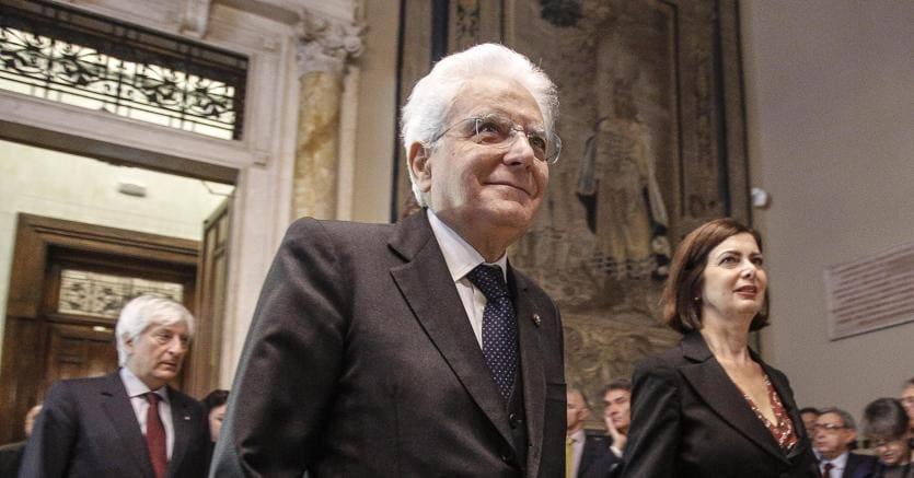 Mattarella incontra Boldrini e Grasso: il Parlamento approvi presto legge elettorale