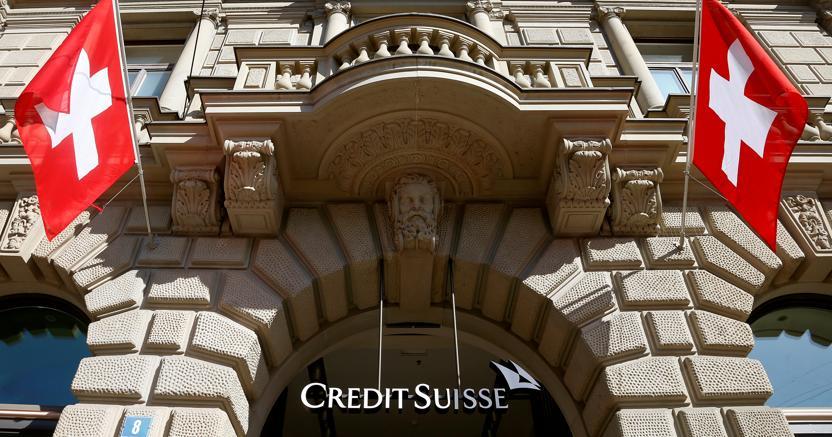 Credit Suisse lancia aumento da 4 miliardi di franchi