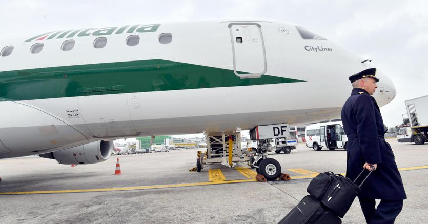 Alitalia non è nei piani di Lufthansa