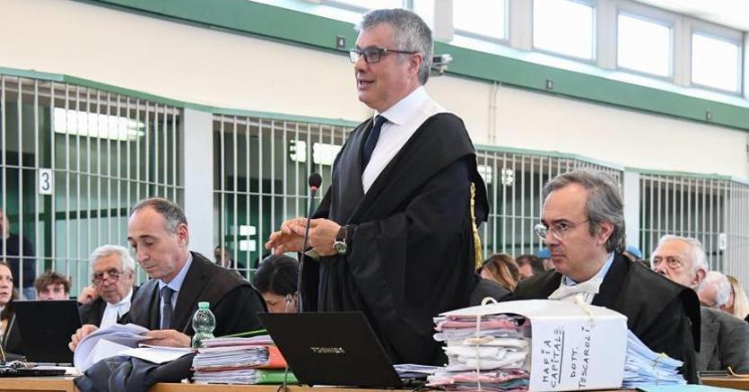 Mafia Capitale, chiesti 28 anni per Carminati e 26 per Buzzi