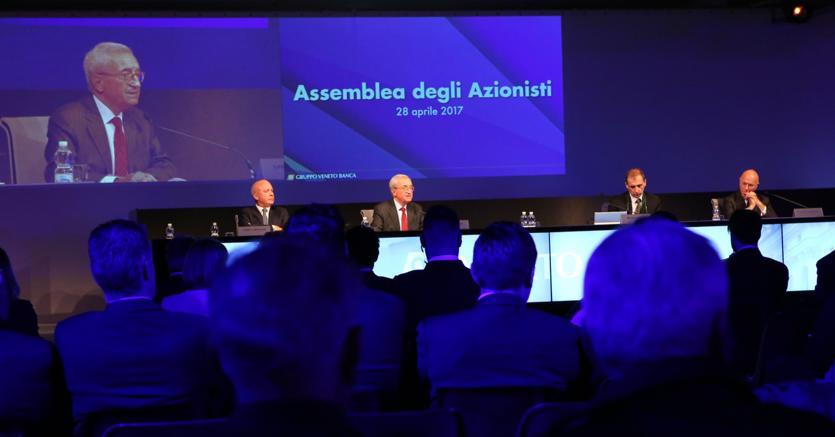 Veneto Banca, Carrus: primo punto la fusione