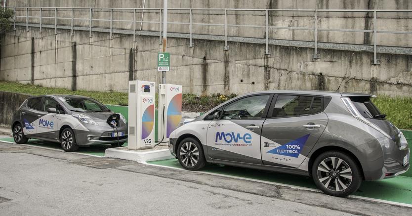 L'Iit di Genova sperimenta il nuovo car sharing elettrico