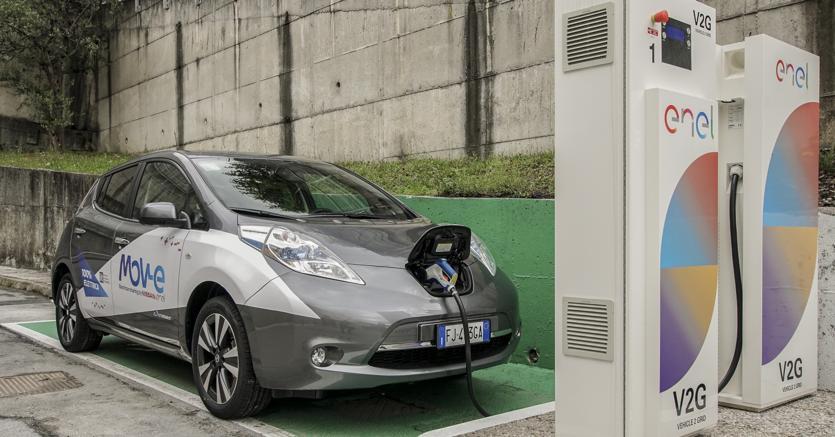 Insieme per lo sviluppo della mobilità elettrica — Enel e Nissan