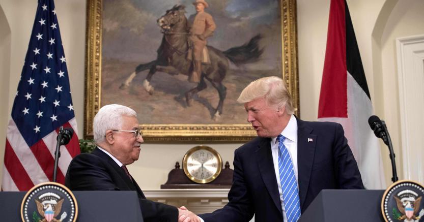Trump vede Abu Mazen, 'avremo la pace'