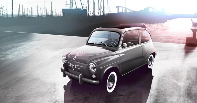 Seat 600 BMS concept: omaggio alla Fiat 600 storica