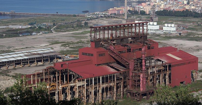 L' area industriale di Bagnoli   a Napoli.   (FOTOLIA)