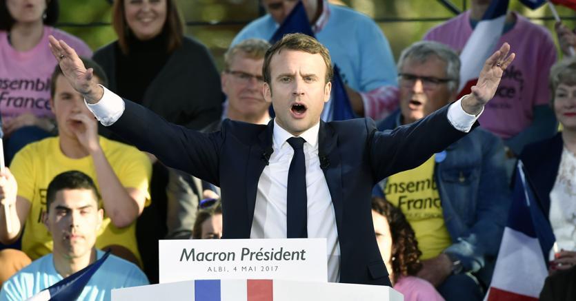 Uova contro Marine Le Pen in Bretagna