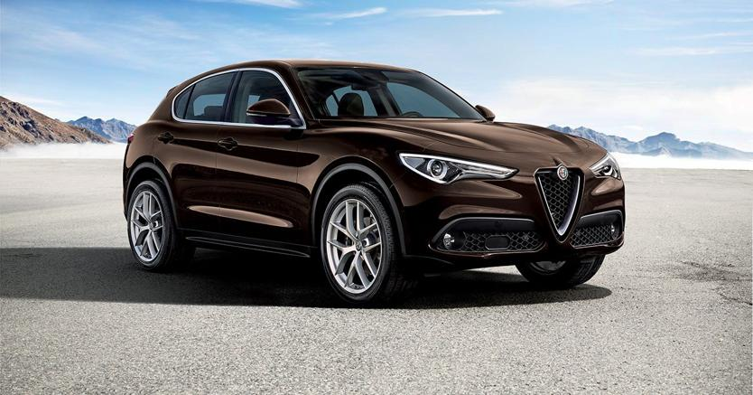 alfa romeo stelvio arriva la versione diesel integrale da 180 cv il sole 24 ore. Black Bedroom Furniture Sets. Home Design Ideas