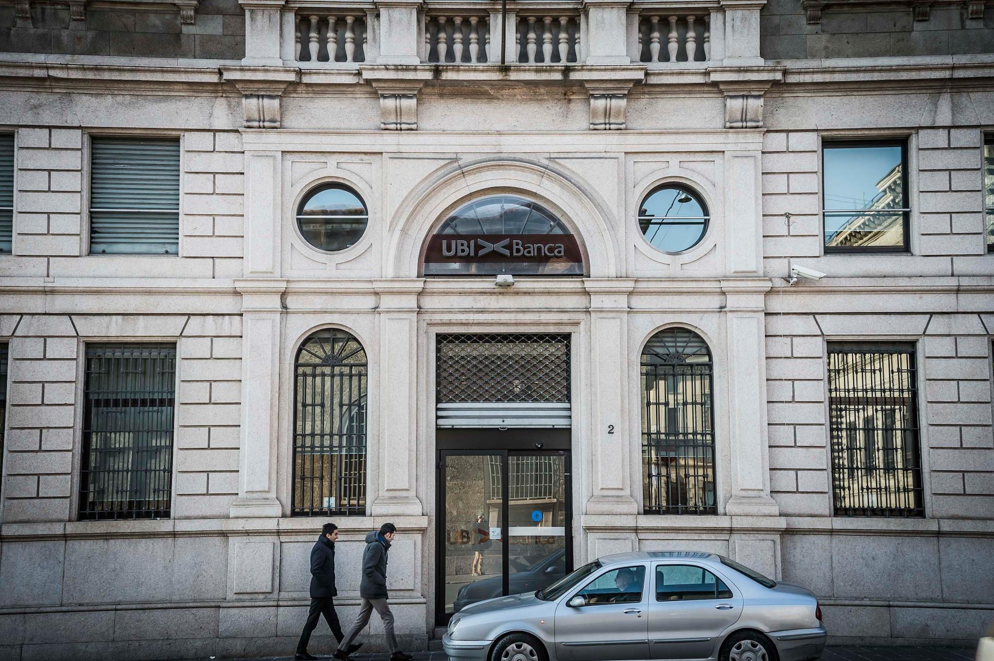 UBI Banca in rally in Borsa. Parte l'aumento con due nuovi garanti