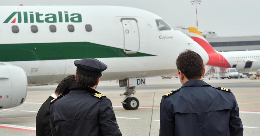 Alitalia, commissari: