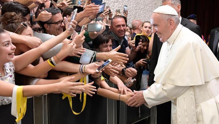 VIDEO Il Papa su Trump: Non giudico nessuno senza prima ascoltarlo