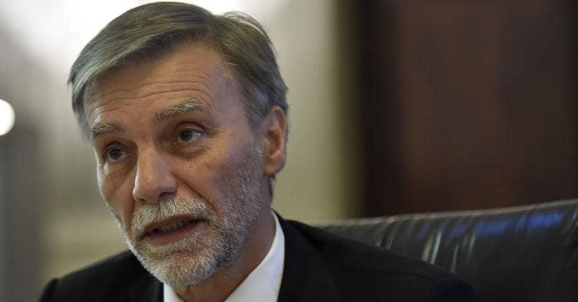 Il ministro dei Trasporti e delle Infrastrutture, Graziano Delrio (Space24)