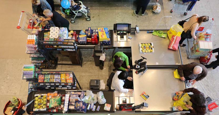 Inflazione, accelera ad aprile: +1,9% su base annua