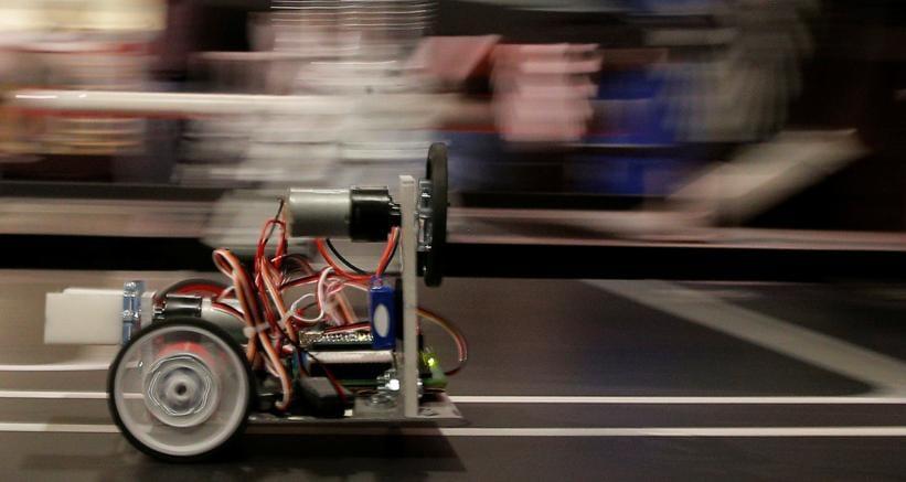 Robot costruito da uno studente del Mit (Reuters)