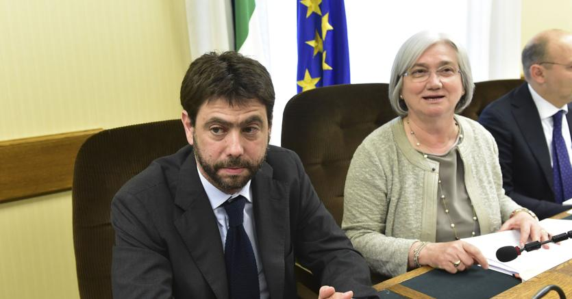 Agnelli all'Antimafia:
