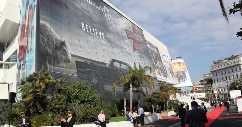 L'attrice calabrese Aurora Deiana a Cannes nel corto