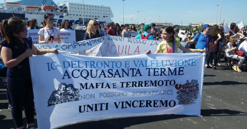 #PalermoChiamaItalia: Domani parte la Nave della Legalità