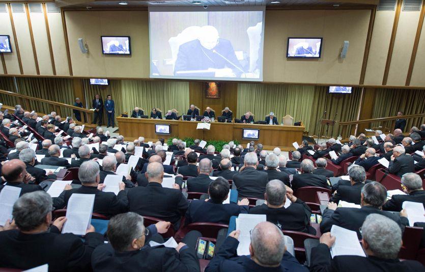 Cei, il cardinale Bassetti fa il pieno dei voti dei vescovi