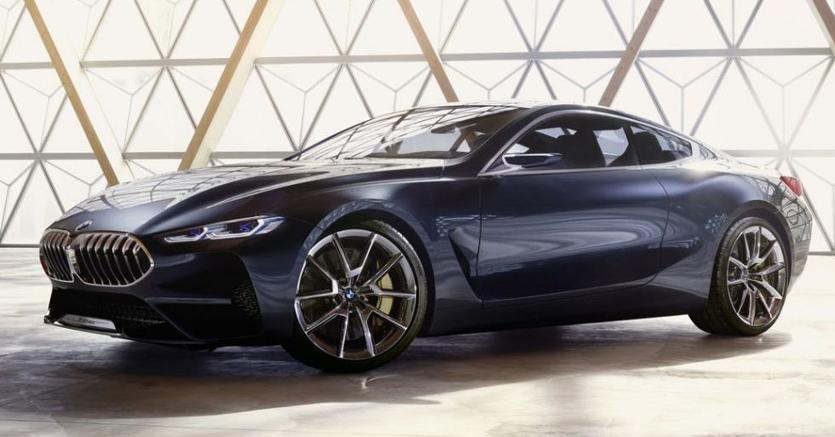 BMW Serie 8 Coupé Concept