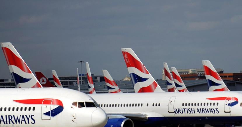 British Airways torna a volare
