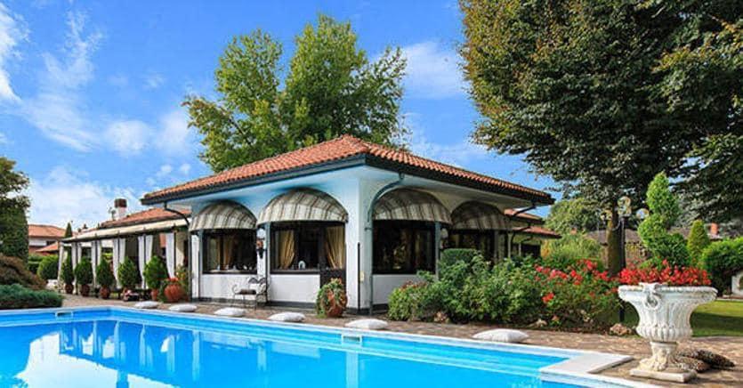 Niente sanzioni per la casa di lusso il sole 24 ore for Piani di casa vittoriana di lusso