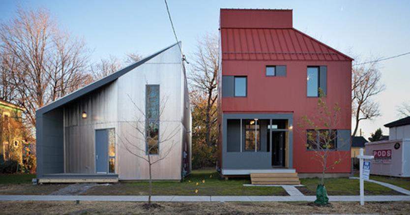 Distanze legali tra edifici derogabili solo per i piani for 2 piani di costruzione di edifici in metallo