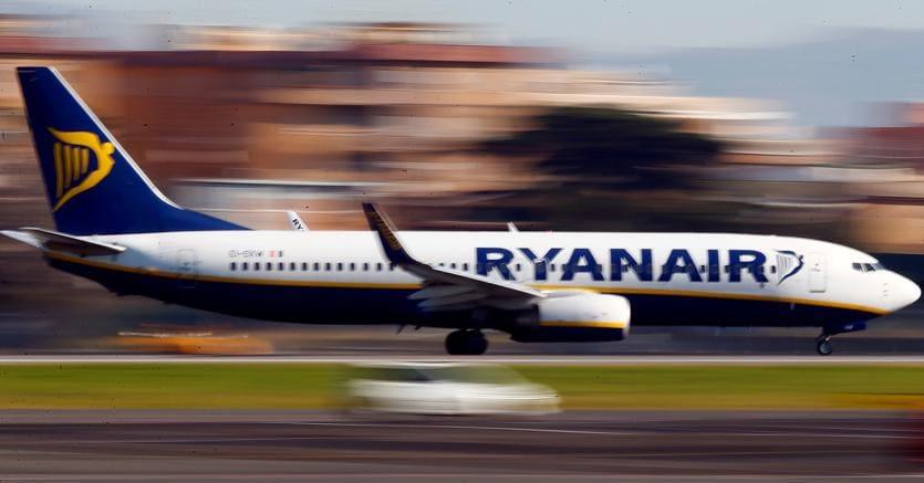 Ryanair, maxi offerta su 1 milione di biglietti