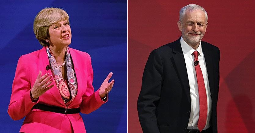Regno Unito, dibattito tv tra May e Corbyn: scintille sulla Brexit
