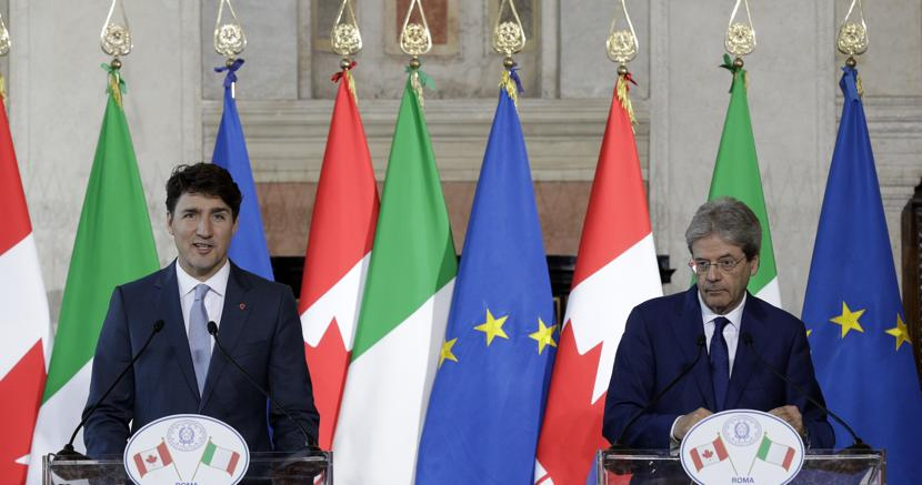 Gentiloni, Ue deve prendere futuro in sue mani