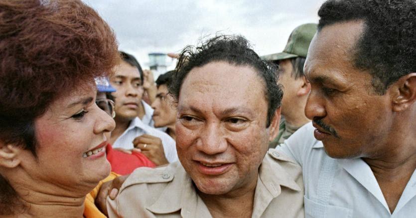Morto Manuel Noriega ex dittatore del Panama