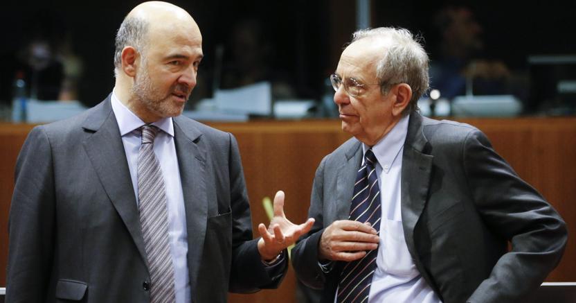 Padoan chiede alla Ue uno