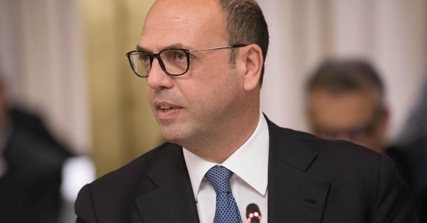 Il ministro degli Affari Esteri Angelino Alfano  (Ansa)