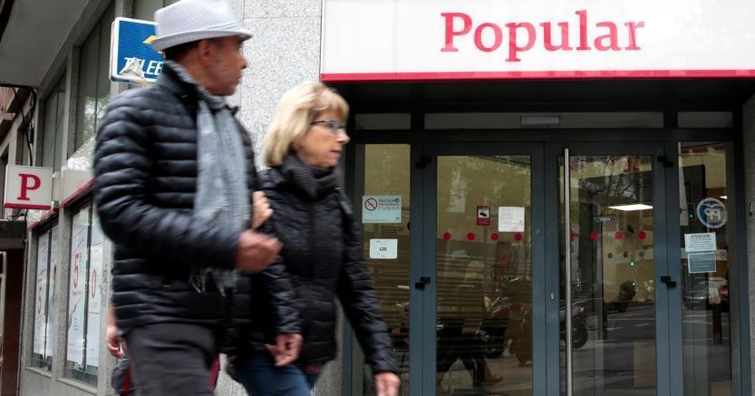 Salvataggio flash, Santander riscatta Banco Popular per un euro