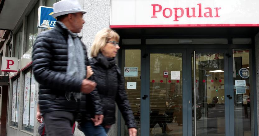 Banche Spagna, Santander compra Banco Popular per un euro