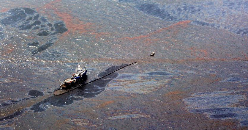 Brevetto rivoluzionario di Bio-on per ripulire i mari dal petrolio in 15 giorni