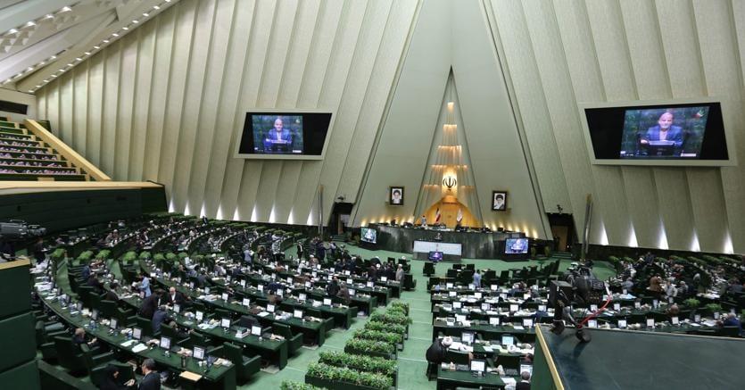 Terroristi in azione a Teheran