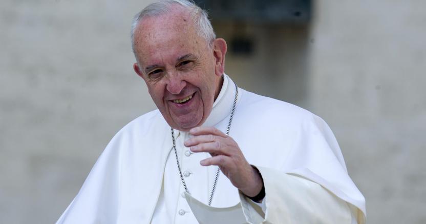 Papa Francesco in visita ufficiale al Quirinale da Mattarella