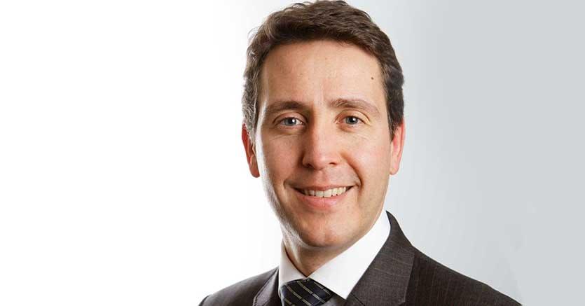 Christophe Morel,  attuale capo economista di Groupama AM
