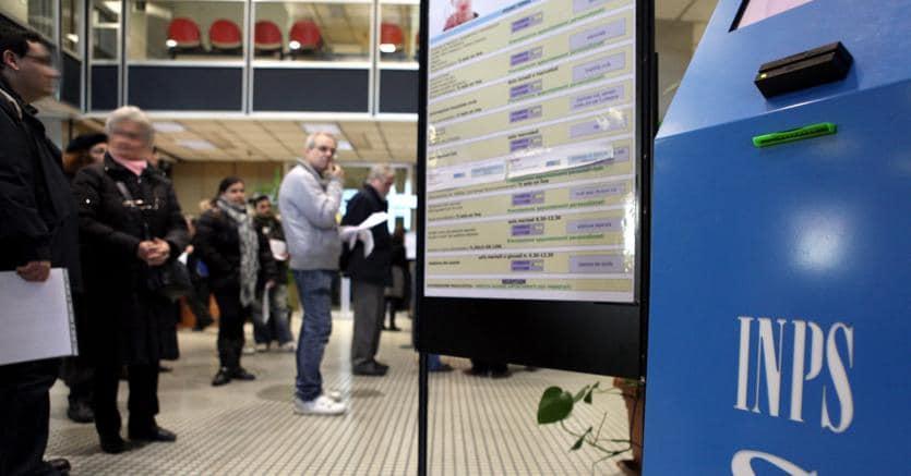 Pensioni, Inps: quattordicesima per 1,43 mln beneficiari in più