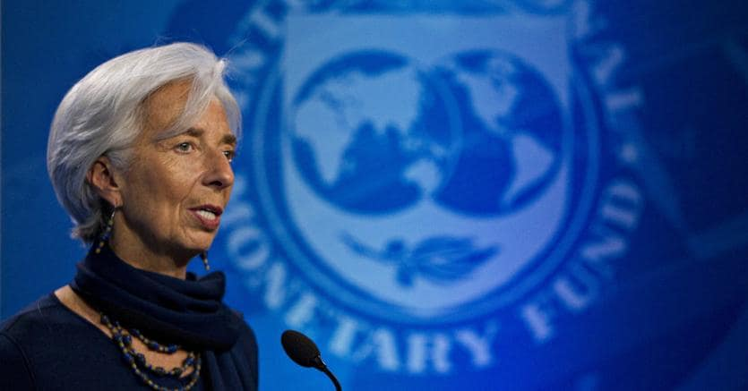 Christine Lagarde (Bloomberg)