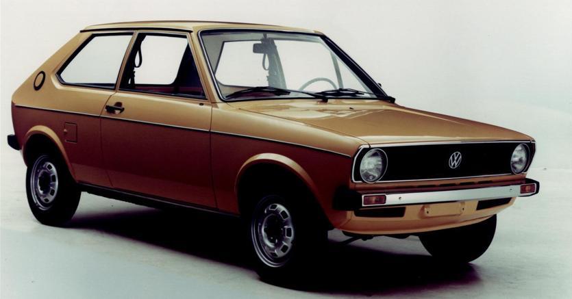 1975, la prima generazione Polo