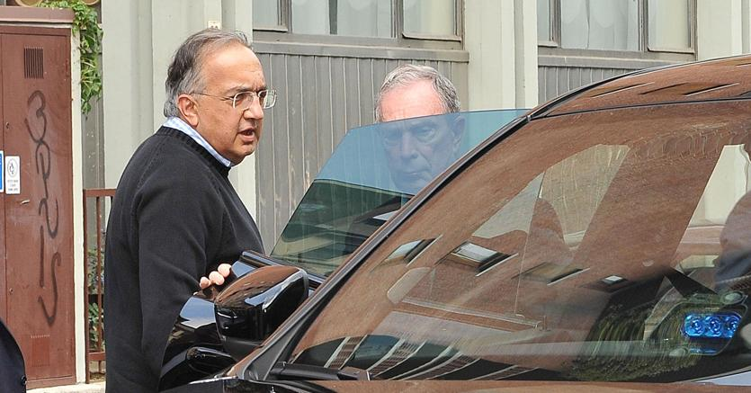 Fca, Marchionne: mio successore un interno, no superstar