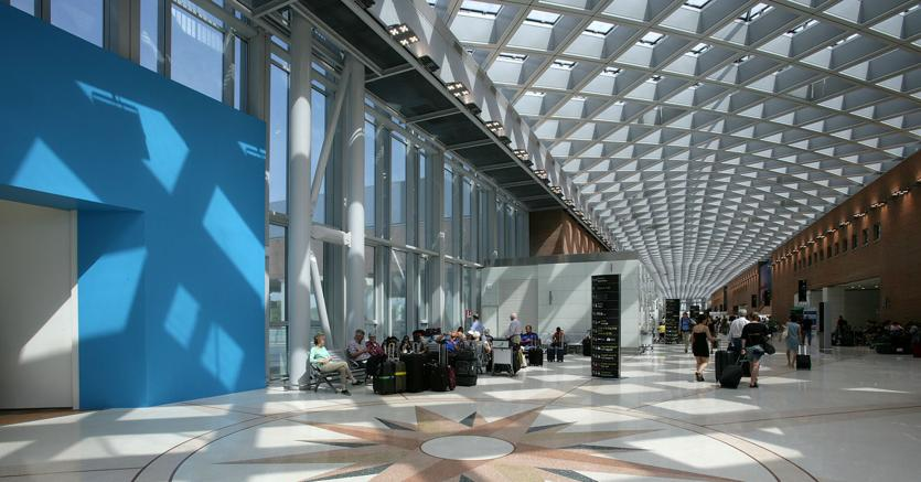 L'aeroporto di Venezia inaugura la nuova ala