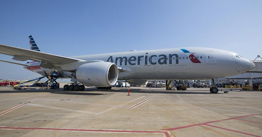 American airlines pronta a lanciare la tariffa low cost for Bagaglio a mano di american airlines