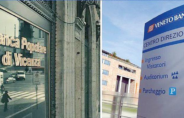 Banche Venete, corsa contro il tempo per evitare il fallimento