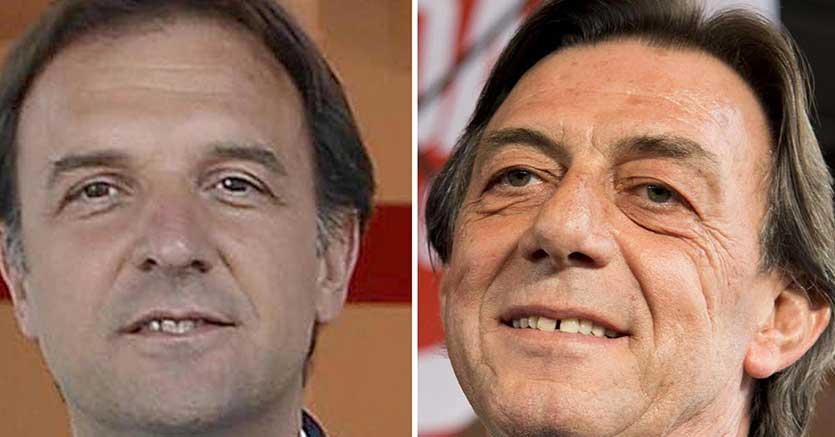 Massimo Bitonci e Sergio Giordani