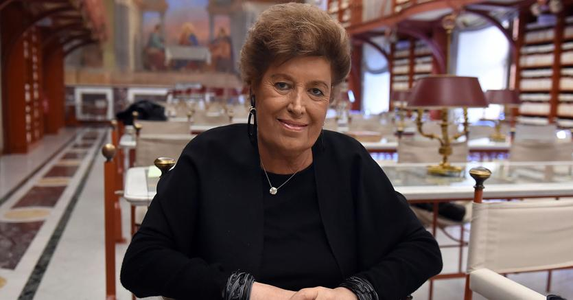 Moda in lutto, è morta Carla Fendi